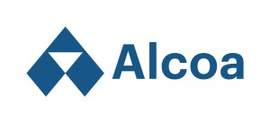 Alcoa logo horizontal blue - Digital